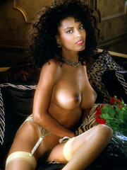 Playmate of the Year 1990 Renee Tenison