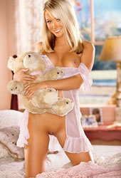 Sara Jean Underwood playboy nude