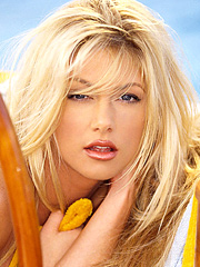 Playmate of the Year 2001 Brande Nicole Roderick